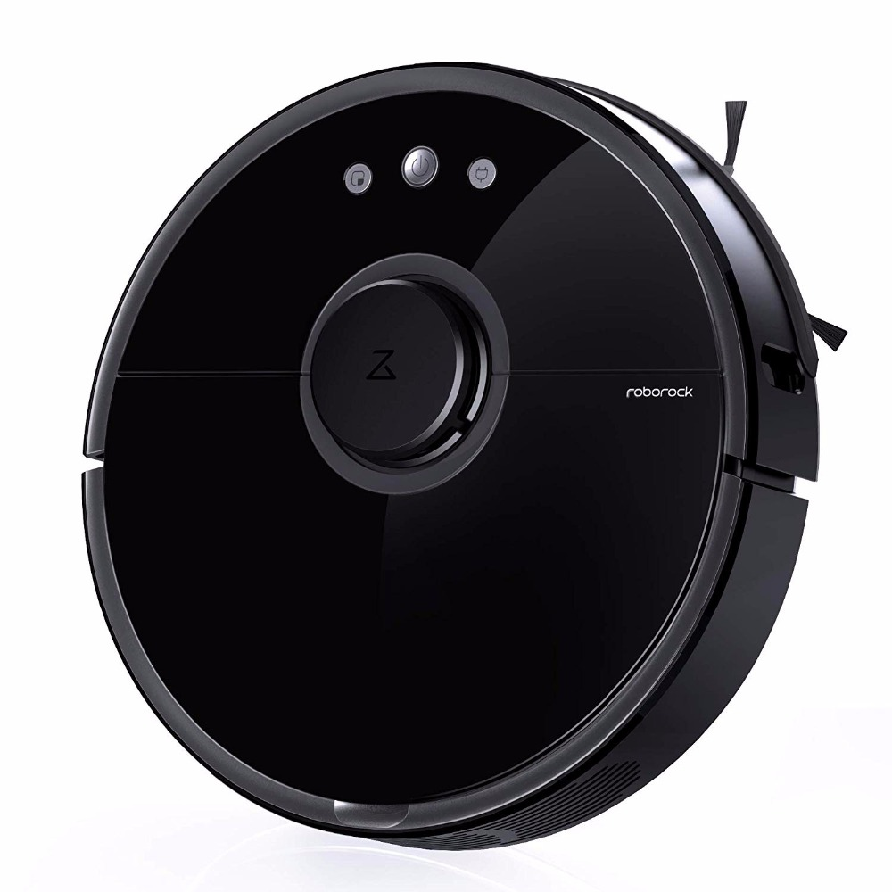 Xiaomi 1st 2nd Robot Vacuum Roborock S51 Mop Smart Navigating Robotic Vacuum Cleaner with 2000Pa Suction &Wi Fi Connect