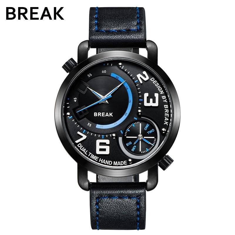 BREAK კაცები ყველაზე - მამაკაცის საათები - ფოტო 2