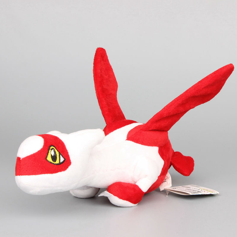 "New Pokemon  Plush Latios Latias Soft Toy Stuffed Animal Doll Teddy Figure 12/"""