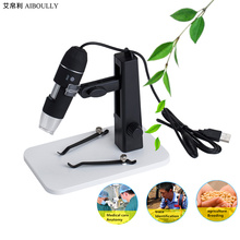 Buy 500 times high-definition usb microscope portable digital microscope mobile phone repair electronic magnifying glass Diagnostic