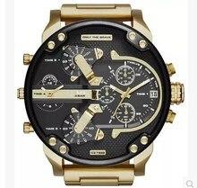 Мужские Часы Лучший Бренд Класса Люкс Мужчины Военный Наручные Часы Полный Стали Мужчины Спортивные Часы Водонепроницаемые Relogio Masculino