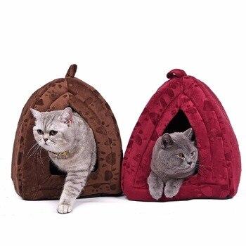 Warm Cotton Cat House  2