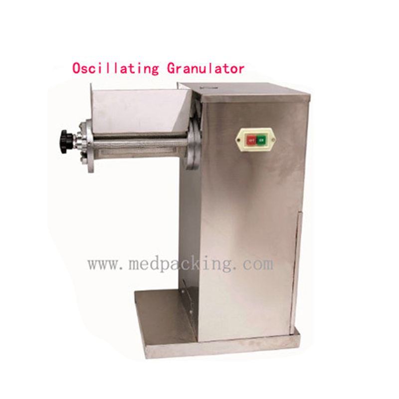 Pharmaceutical Oscillating Granulator,Swaying Granulator Machinery YK Series