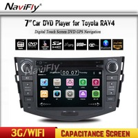 Free Shipping 2Din Car Dvd Player For Toyota Rav4 2006 2012 Car Stereo Audio Radio Headunit