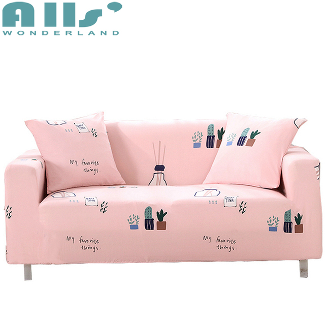 Cartoon universal sofa cover l shape sofa slipcovers for living room ...