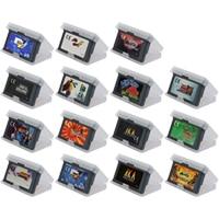 Video Game Cartridge 32 Bits Game Console Card Fighting Games Series US EU Version English Language