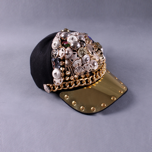 Baseball cap casual cap outdoor cowboy hat handmade fashion hat