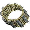 For YAMAHA Competition YZ80 YZ 80 1995 1996 1997 1998 1999 2000 2001 YZ85 YZ 85 2002-2014 2003 Motorcycle Clutch Friction Plates