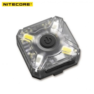 Image 3 - NITECORE OutdoorHeadlamp USB נטענת NU05 ערכת 35 לום לבן/אדום אור ביצועים גבוהים 4xLEDs קל משקל נייד