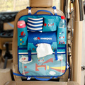 Multifunctional Waterproof Universal Baby Stroller Bag Organizer Baby Car Hanging Basket Storage Stroller Accessories