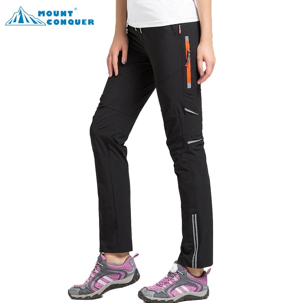 MOUNT CONRUER Női Nyári Gyors szárítású nadrágok Elasztikus - Sportruházat és sportolási kiegészítők - Fénykép 1