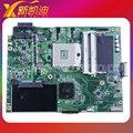 Placa madre del ordenador portátil para asus k52f rev2.2 a52f x52f 60-nxnmb1000 pga989 ddr3 envío libre