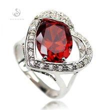Обручальные кольца flenz esme для женщин сердце любовь аксессуары