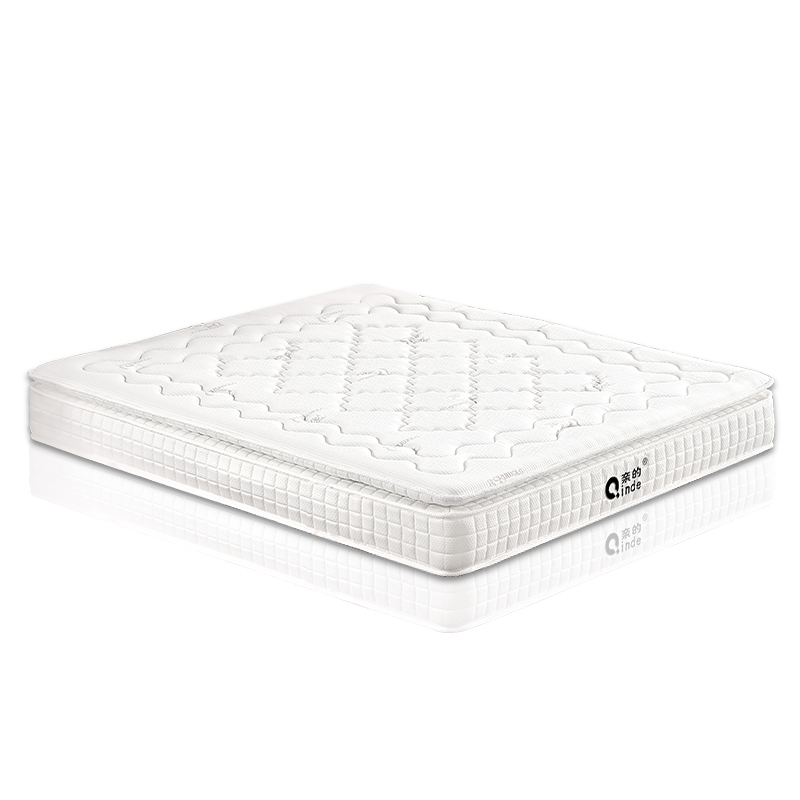 Sleep Well Royal Bedroom Furniture Sets Compress Roll Packing Pocket Spring Latex Mattress Quality Production Long Warranty Q10# sleep professor spring love