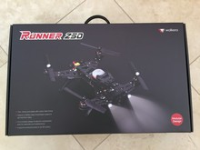 F15610 Walkera Runner 250 RTF FPV Drone with DEVO 7 Transmitter OSD Image Transmission Basic 3