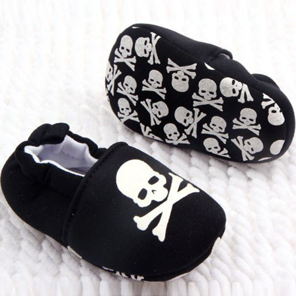 46133873bfa1a Unisex Baby Girl Boy Casual Skull Pirate Printed Soft Bottom Shoes  Red/Black-in First Walkers from Mother & Kids on Aliexpress.com | Alibaba  Group