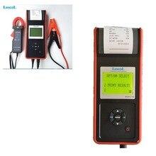 Хит продаж Авто Грузовик Двигатель инструмент диагностики Цифровой автомобиль Батарея тестер анализатор комплект micro-768a с принтером