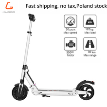 Tax Free KUGOO S1 patinetas electricas скутер электрический скутер для взрослых 350 W 35 км/ч 8 дюймов максимальная нагрузка 120 кг vs iscooter vs mi m365