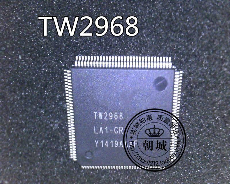 1 adet YENI TW2968-LA1-CR TW2968 LQFP1281 adet YENI TW2968-LA1-CR TW2968 LQFP128