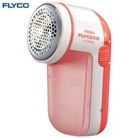 FLYCO Barbeador Elétrico Portátil Roupas Lint Removedor Com Roupas de Tecido Fluff Remover Pílulas Fuzz Barbeador