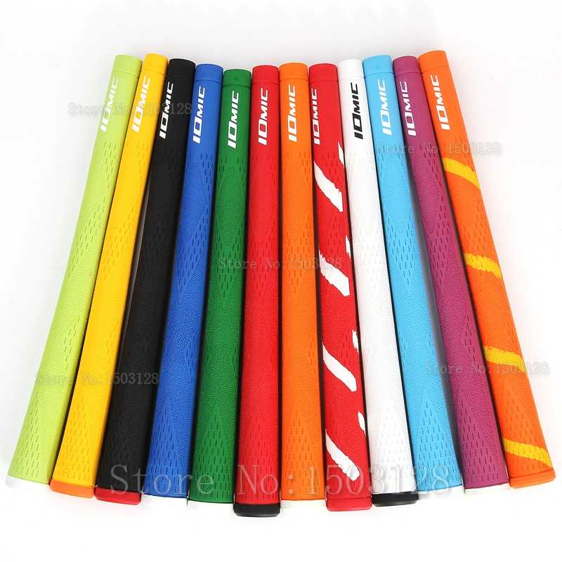 Siran Golf 3pcs/Lot.New Golf irons Grips IOMIC Golf Clubs Grip color Can mix color Golf Grips Free Shipping