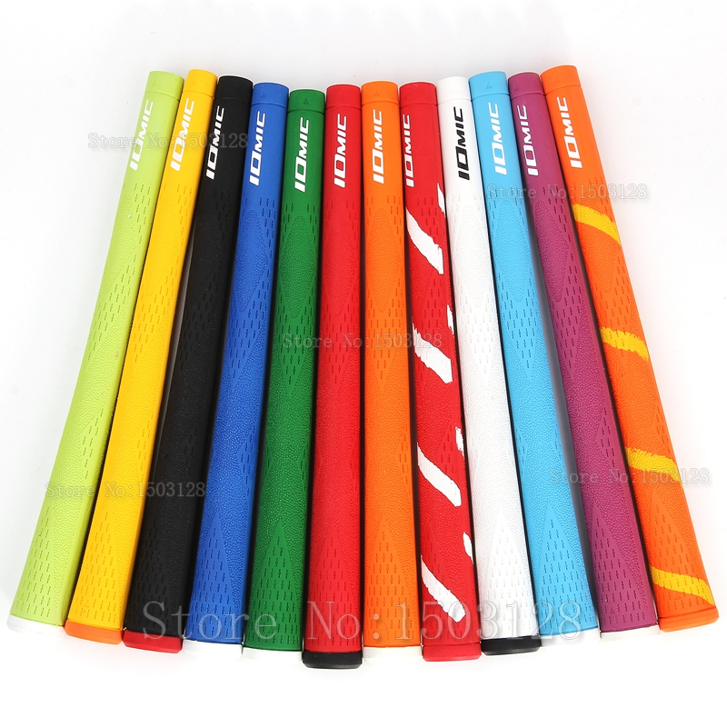Siran Golf 3pcs / Lot.New Golf iron Grips IOMIC Golf Clubs Grip color Puede mezclar color Golf Grips Envío gratis