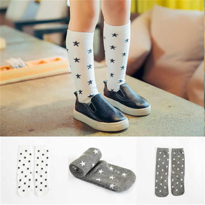 2019 г. носки для малышей Детские носки для мальчиков и девочек, bebe, тренировочные носки хлопковые гольфы для малышей на осень и зиму, 1 пара