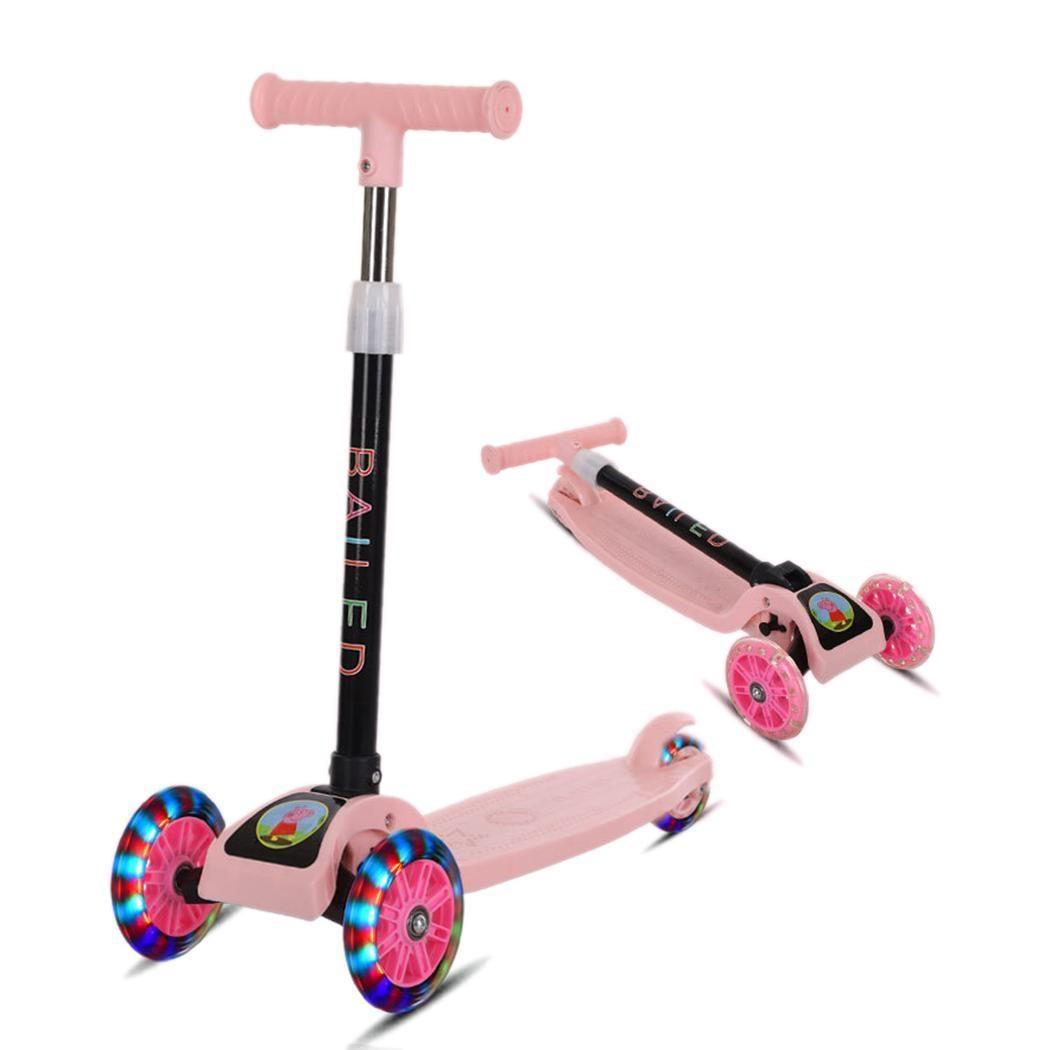 Fantastic Lean Turn Haven 3 Kick Go Scooter Glider Wheel Kids For Machost Co Dining Chair Design Ideas Machostcouk