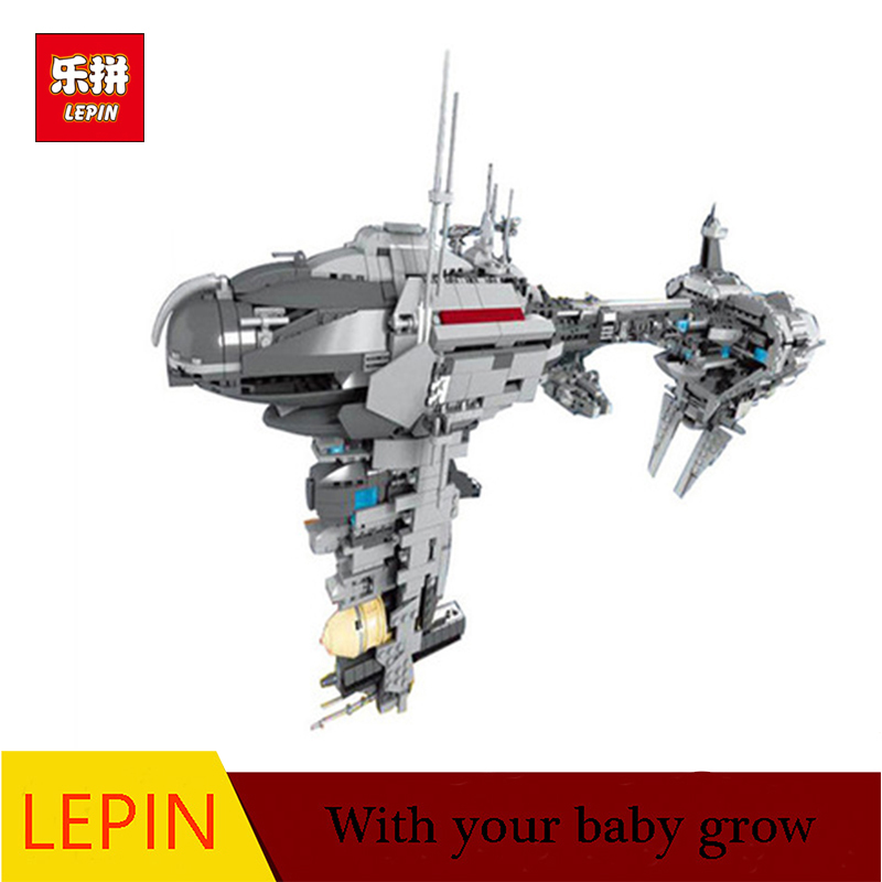 DHL LEPIN 05083 Star Cool toy Wars Dental warships 1736Pcs Educational Building Blocks Bricks Toys Model Gift to children 2017 neue lepin 05083 star cool spielzeug wars dental kriegsschiffe 1736 stucke educational building blocks bricks spielzeug mod