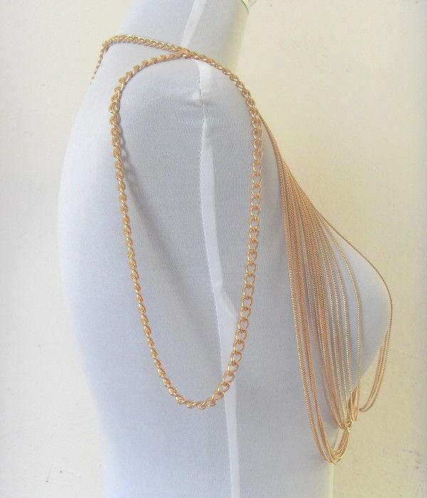 HTB1CgX0HpXXXXa2XXXXq6xXFXXXb Multilayer Tassel Shoulder Harness Body Necklace