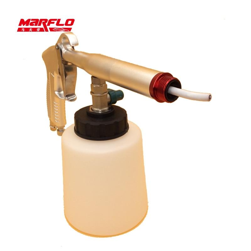 Marflo Car Washer Tornador Japanese Stainless Steel Bearring Tube Tornado Gun for Car Care Maintenance Water