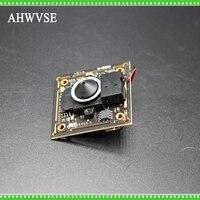 AHWVSE 4 unids/lote Alta Resolución de 2MP Mini módulo de La Cámara Analógica AHD con 3.7mm lente