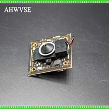 HKES 4pcs/lot High Resolution 2MP Mini AHD Analog Camera module with 3.7 mm lens
