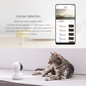 Image 5 - Xiaomi Mijia IP המצלמה Wifi 1080 P אינפרא אדום ראיית לילה 360 תואר PTZ Wi fi CCTV Webcam חכם אבטחת בית מעקבים מצלמה