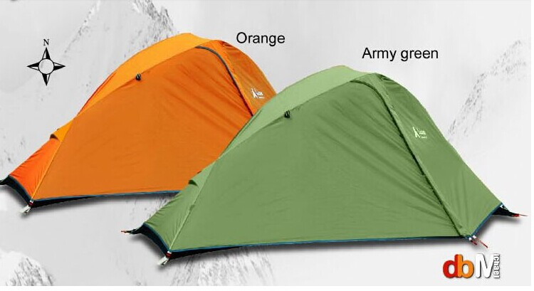 Luxe firefly outdoor c&ing tent Ultralight one people adventuring hiking climbing mountain snow hunting fishing picnic beach-in Tents from Sports ... & Luxe firefly outdoor camping tent Ultralight one people ...