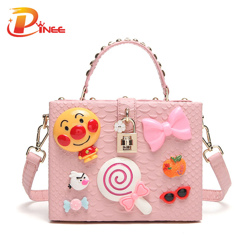 ФОТО Vintage Elegante Designer Womens Embroidered Bags Cute Handbag Fashion Women's Candy Color Shoulder Bag