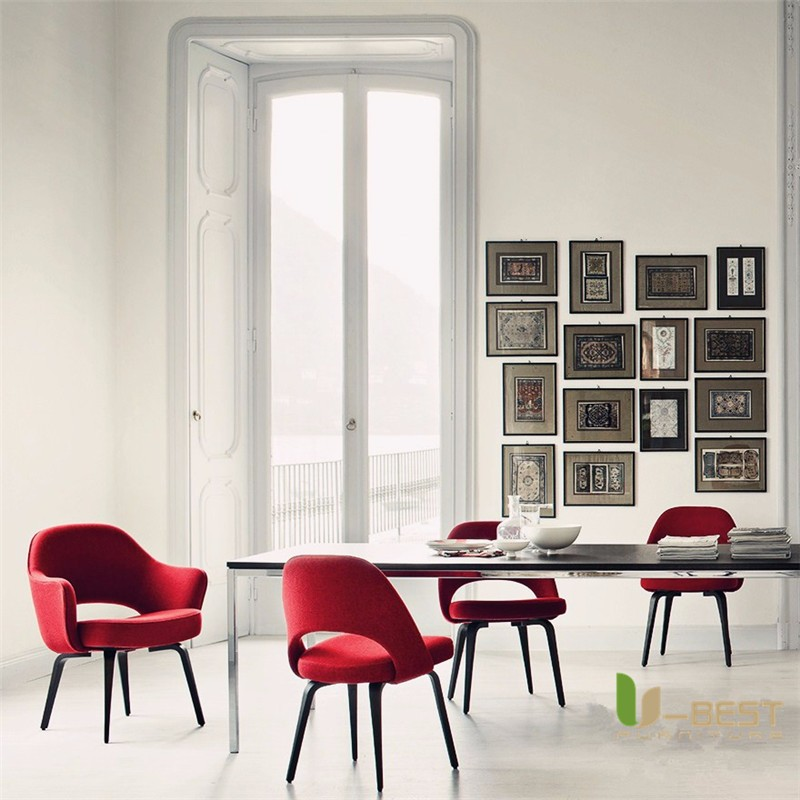 U-BEST saarinen armchair