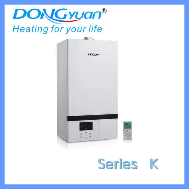 REMOTE CONTROL Gas combi boiler with ONE HEAT EXCHANGER-in Gas Water ...