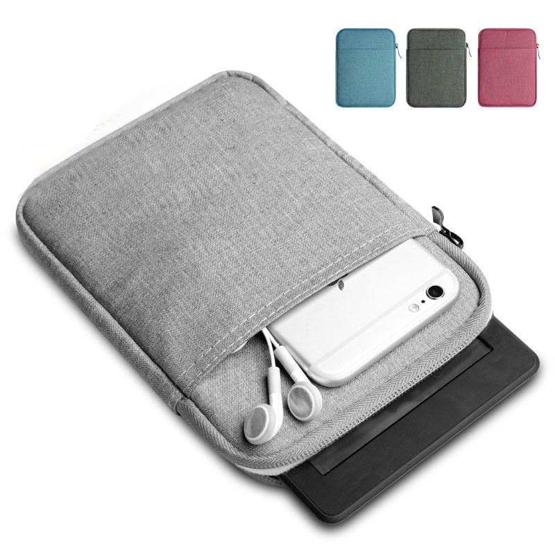 Classic Book Cover For Ereader ~ Universal sleeve bag case pouch cover for inch ereader