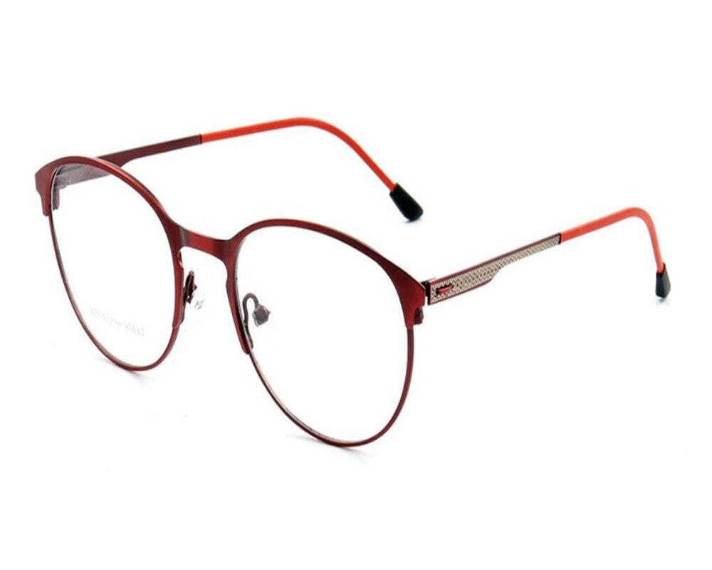Men's Reading Glasses Mongoten Branded Unisex Fashion Alloy Full Rim Prescription Lens Aspheric Eyeglasses Frame Silver Presbyopia Reading Eyeglasses To Have A Unique National Style