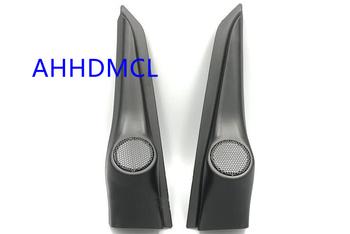 Głośnik samochodowy montaż głośników pudełka Audio drzwi kąt gumy do Previa 2006 2007 2008 2009 2010 tanie i dobre opinie AHHDMCL 0 3kg Car audio door angle gum tweeter refitting Skrzynek głośnikowych ABS+PC Black