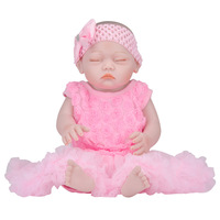 52CM Full Body Silicone Reborn Dolls Baby Alive Girl Dolls for Children Gift,Real Dolls Newborn Baby Toys Juguetes