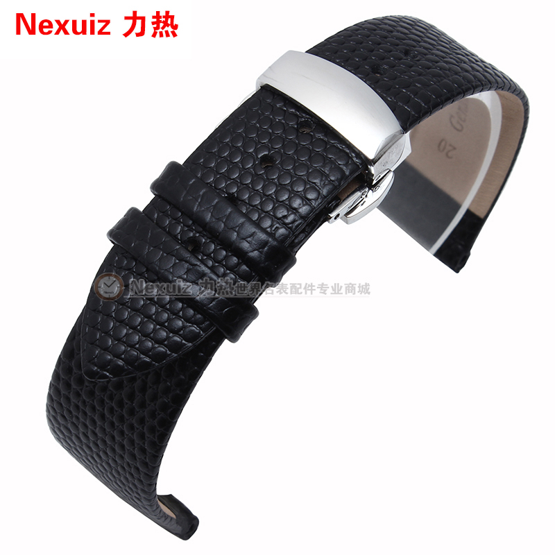 Wholsale New style 12 14 16 18 20mm Ultra thin strap Soft watchband Multiple colors Replace