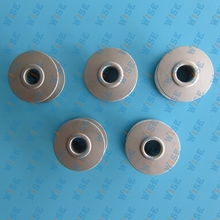 5 aluminum bobbins for SUNSTAR SPS-CB1201 1202 # 07-024A-120H