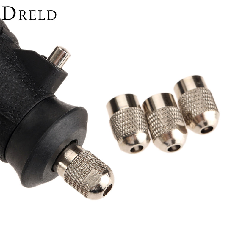 1Pc Copper Flexible Shaft Screw Cap Collet For M8x0.75 Electric Mill Grinder Shaft Dremel Rotary Tools Power Tools Accessories