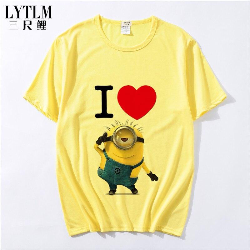 LYTLM Summer Kids Girls T-Shirt 2018 Baby Boys With Short Sleeve Top Tee Cotton T-Shirts for Girls Cartoon Kids Baby T-Shirt Boy