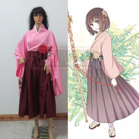 Axis Powers Hetalia Cosplay Nyotalia Japan Honda Sakura cosplay costume