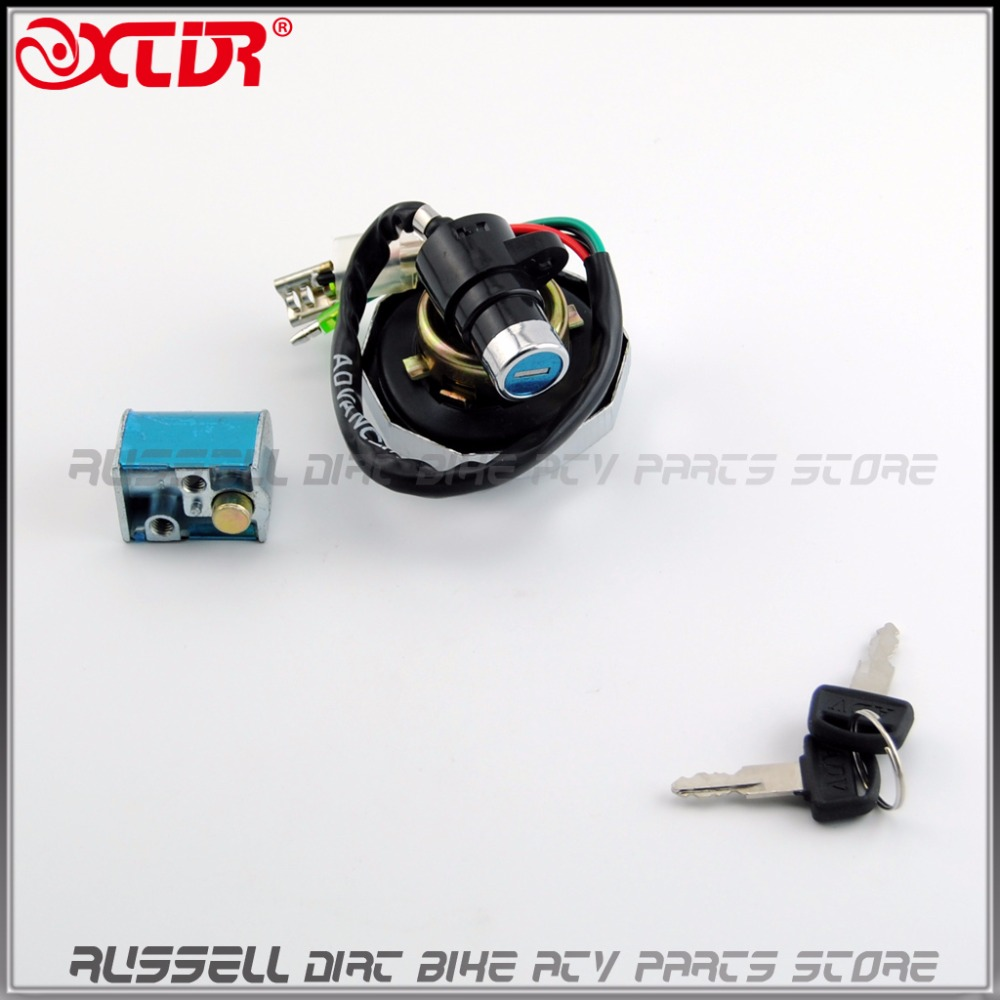 Key Switch Ignition Starter Fuel Tank Cap For Honda Ct70 C70 Jh70 Ca200 Wiring 50cc 125cc Scooter Moped In Covers Ornamental Mouldings From Automobiles Motorcycles
