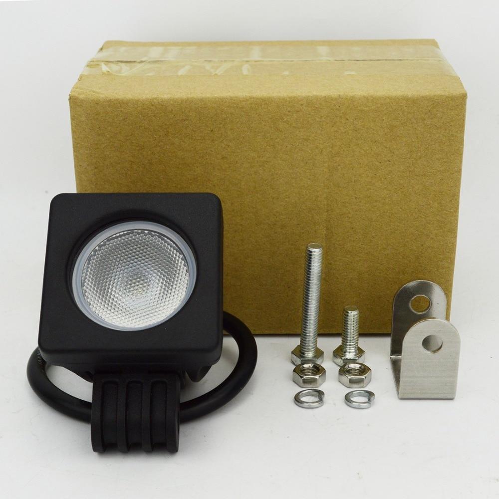 2pcs 10W οδήγησε LED φως 12V αυτοκίνητο SUV - Φώτα αυτοκινήτων - Φωτογραφία 6
