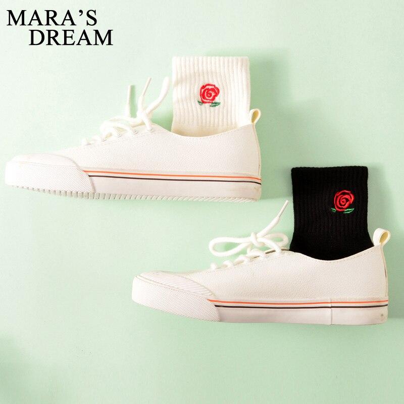 1 пара = 2 шт. 35-40 Унисекс Хлопок Harajuku Calcetines Носки для Женщин Мужчин Ulzzang Черный Белый Японский носки